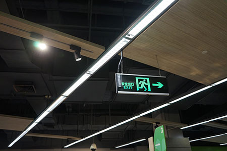 Supermarket LED Lighting Solution