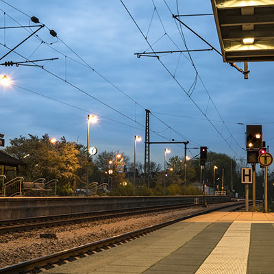 Passenger Station Lighting Solution