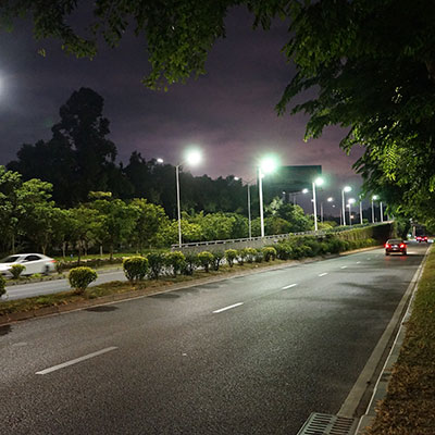 Road LED Lighting Solution
