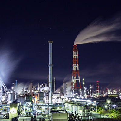 Chemical Plant Lighting Solution