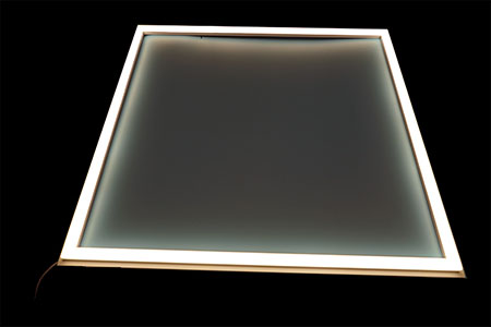 LED Edge-lit Flat Panel Light